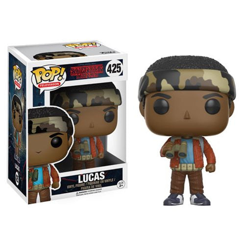 Stranger Things Pop! Vinyl Figure Lucas