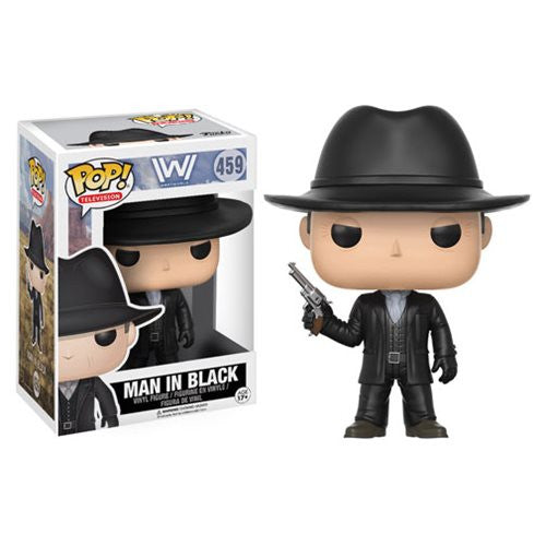 Westworld Pop! Vinyl Figure The Man in Black - Fugitive Toys