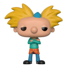 Hey Arnold! Life Pop! Vinyl Figure Arnold Shortman [324] - Fugitive Toys
