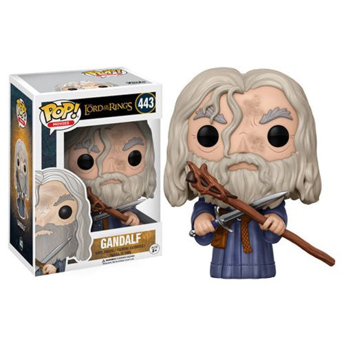 Movies Pop! Vinyl Figure Gandalf [Lord of the Rings] [443] - Fugitive Toys