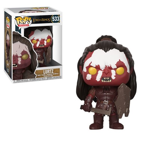 Lord of the Rings Pop! Vinyl Figure Lurtz [533]