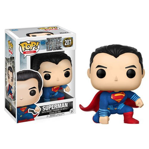 Justice League Pop! Vinyl Figure Superman