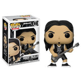 Rocks Pop! Vinyl Figure Robert Trujillo [Metallica] - Fugitive Toys