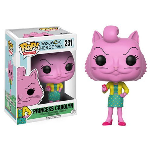 BoJack Horseman Pop! Vinyl Figure Princess Carolyn [231] - Fugitive Toys