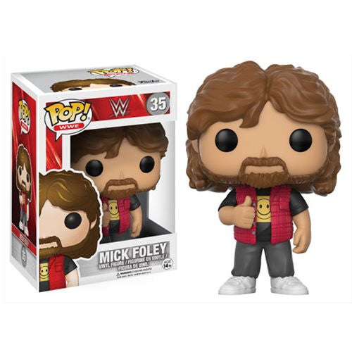 WWE Pop! Vinyl Figure Mick Foley Old School