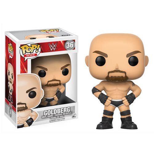 WWE Pop! Vinyl Figure Goldberg Old School - Fugitive Toys