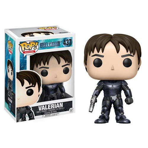 Movies Pop! Vinyl Figure Valerian [Valerian] - Fugitive Toys