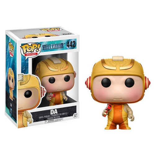 Movies Pop! Vinyl Figure Da [Valerian]