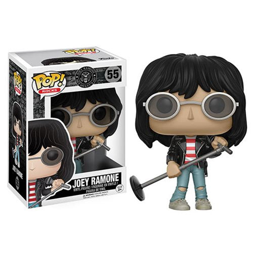 Rocks Pop! Vinyl Figure Joey Ramone - Fugitive Toys