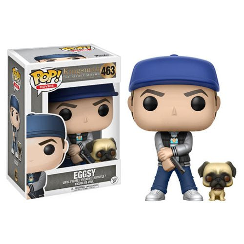 Movies Pop! Vinyl Figure Eggsy [Kingsman] - Fugitive Toys