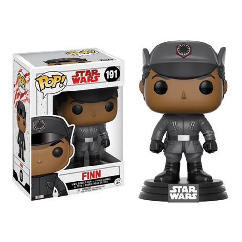 Star Wars Pop! Vinyl Figure Finn [The Last Jedi] [191]