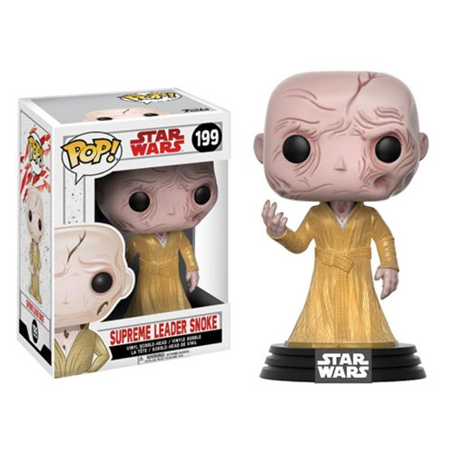 Star Wars Pop! Vinyl Figure Supreme Leader Snoke [The Last Jedi] [199]