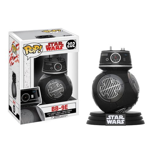 Star Wars Pop! Vinyl Figure BB-9E [The Last Jedi] [202]