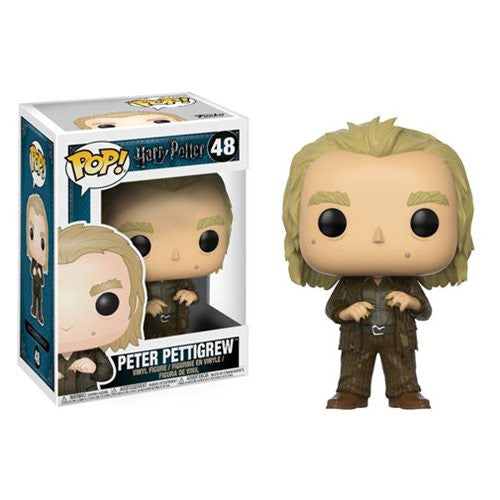 Harry Potter Pop! Vinyl Figure Peter Pettigrew [48]