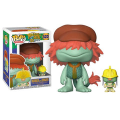 Fraggle Rock Pop! Vinyl Figure Boober with Doozer [520] - Fugitive Toys