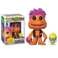 Fraggle Rock Pop! Vinyl Figure Gobo with Doozer [518] - Fugitive Toys