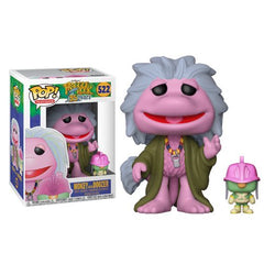 Fraggle Rock Pop! Vinyl Figure Mokey with Doozer [522] - Fugitive Toys