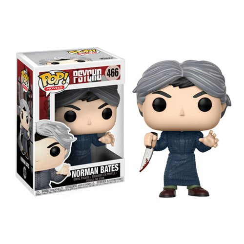 Movies Pop! Vinyl Figure Norman Bates [Psycho] - Fugitive Toys