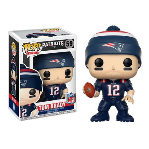 NFL Wave 4 Pop! Vinyl Figure Tom Brady (Color Rush) [New England Patriots] [59]