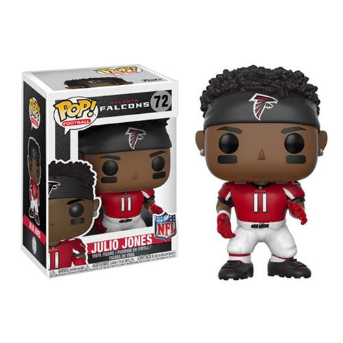 NFL Wave 4 Pop! Vinyl Figure Julio Jones (Home) [Atlanta Falcons] [72]