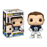 NFL Wave 4 Pop! Vinyl Figure Joey Bosa (Home) [LA Chargers] [75] - Fugitive Toys
