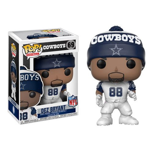 NFL Wave 4 Pop! Vinyl Figure Dez Bryant (Color Rush) [Dallas Cowboys] [69]