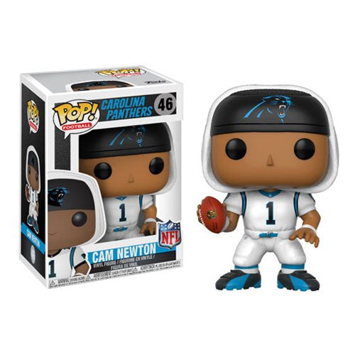 NFL Wave 4 Pop! Vinyl Figure Cam Newton (Home) [Carolina Panthers] [46]