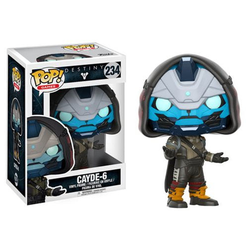 Destiny Pop! Vinyl Figure Cayde-6 [234] - Fugitive Toys