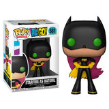 Teen Titans Go! Pop! Vinyl Figure Starfire as Batgirl [581]