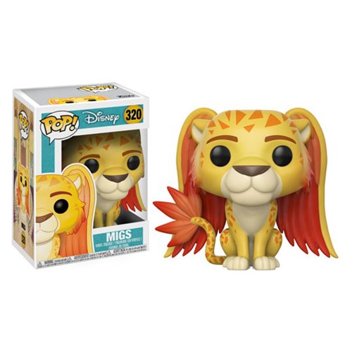 Disney Pop! Vinyl Figure Migs [Elena of Avalor] [320]