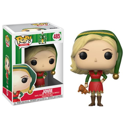 Movies Pop! Vinyl Figure Jovi [Elf] [485]