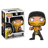 Mortal Kombat Pop! Vinyl Figure Scorpion [250]