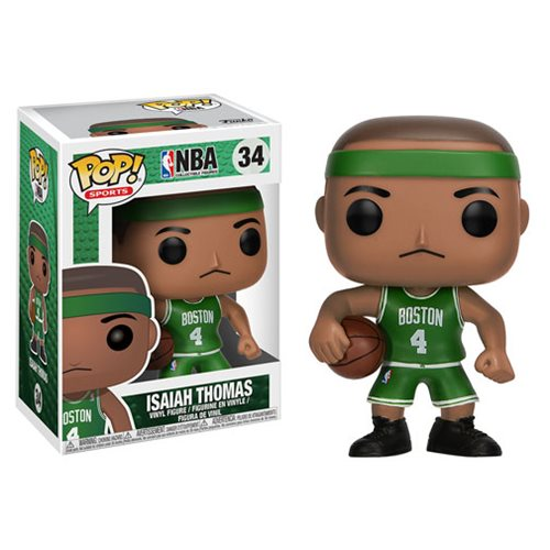 NBA Series 3 Pop! Vinyl Figure Isaiah Thomas (Celtics) [34]