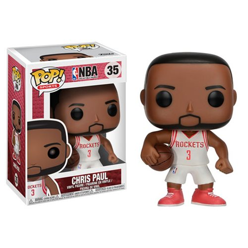 NBA Series 3 Pop! Vinyl Figure Chris Paul (Rockets) [35]