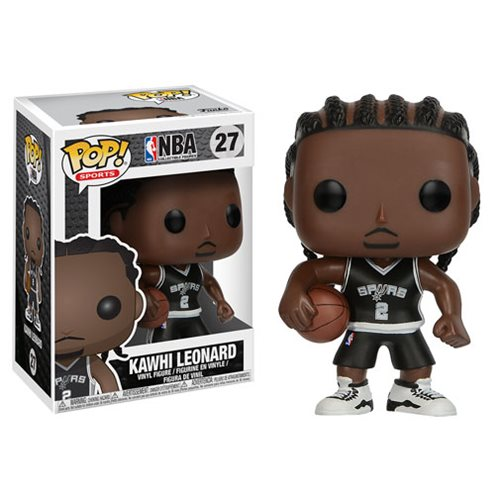 NBA Series 3 Pop! Vinyl Figure Kawhi Leonard (Spurs) [27]