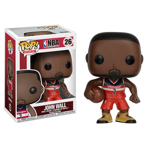 NBA Series 3 Pop! Vinyl Figure John Wall (Wizards) [26]
