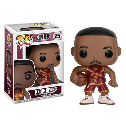 NBA Series 3 Pop! Vinyl Figure Kyrie Irving (Cavs) [25]