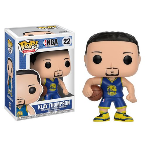 NBA Series 3 Pop! Vinyl Figure Klay Thompson (Warriors) [22]