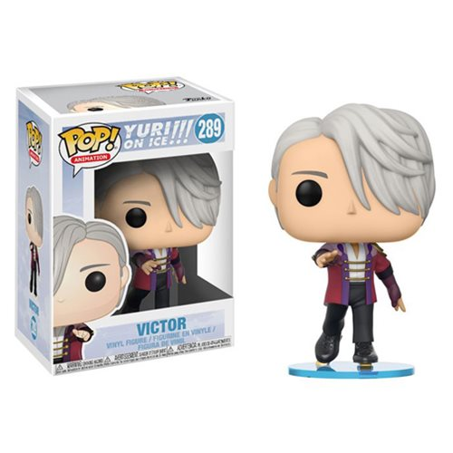 Yuri on Ice Pop! Vinyl Figure Victor [289]