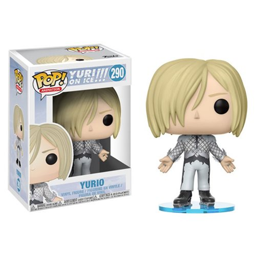 Yuri on Ice Pop! Vinyl Figure Yurio [290]