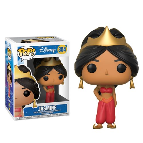 Disney Pop! Vinyl Figure Jasmine in Red [Aladdin] [354]