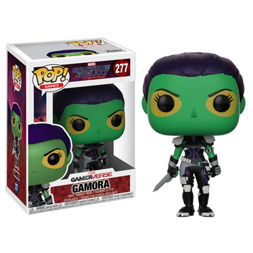 Guardians of the Galaxy: The Telltale Series Pop! Vinyl Gamora [277]