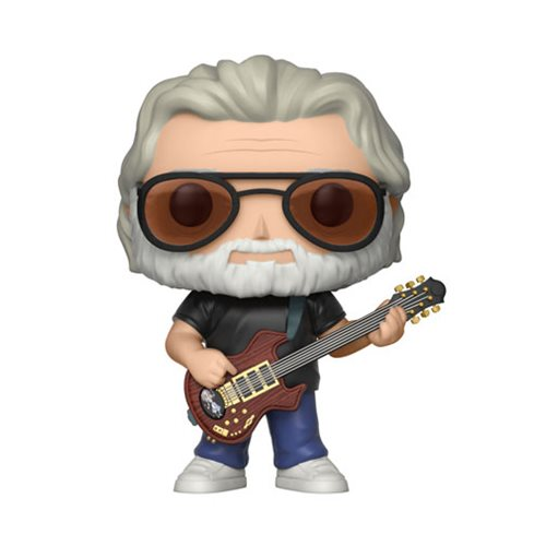 Rocks Pop! Vinyl Figure Jerry Garcia - Fugitive Toys