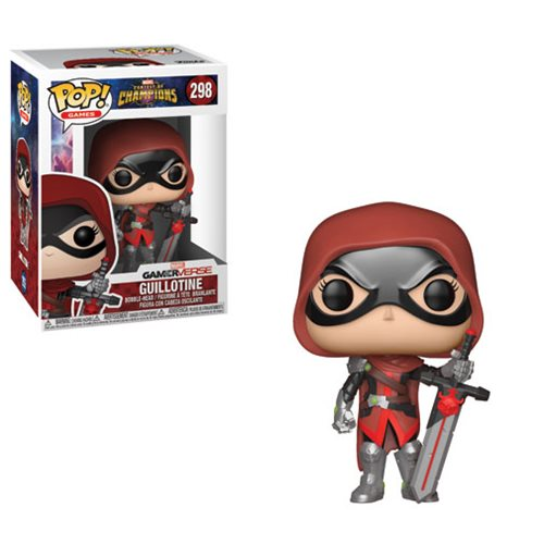 Marvel: Contest of Champions Pop! Vinyl Figure Guillotine [298]