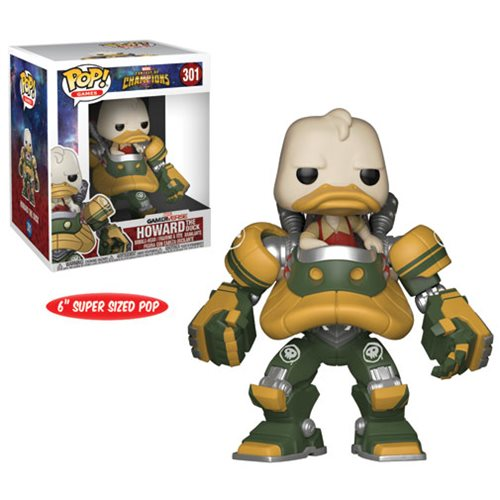 Marvel: Contest of Champions Pop! Vinyl Figure Howard the Duck [6-Inch] [301]