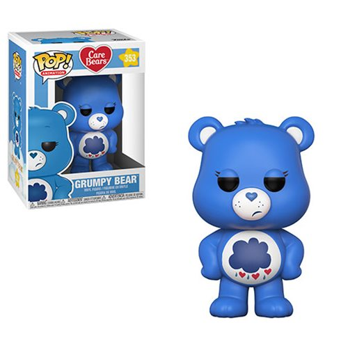 Care Bears Pop! Vinyl Figure Grumpy Bear [353]