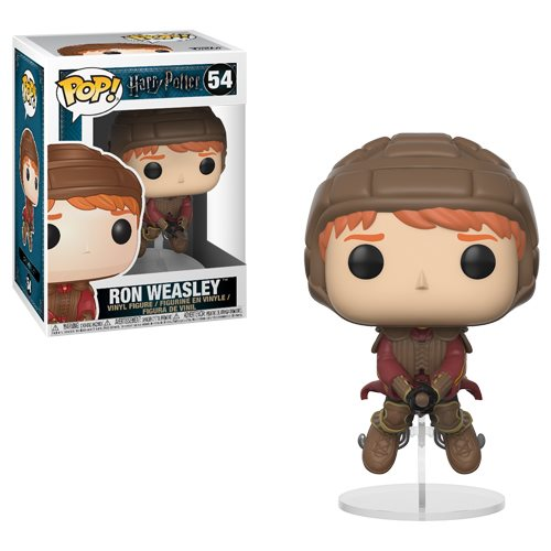Harry Potter Pop! Vinyl Figure Ron Weasley on Broom [54]