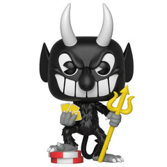Cuphead Pop! Vinyl Figure The Devil [312]