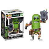 Rick and Morty Pop! Vinyl Figure Pickle Rick with Laser [332]