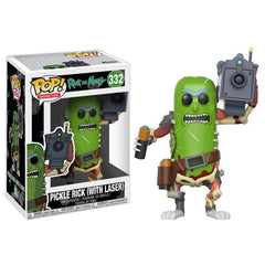 [Preorder] Rick and Morty Pop! Vinyl Figure Pickle Rick with Laser [332]